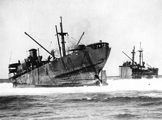 SS <i>Rufus King</i> Liberty ship of WWII