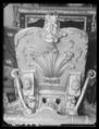 Statsvagn av karosstyp kallad Burmannia, tillverkad i Frankrike under 1700-talets första år - Livrustkammaren - 11162.tif
