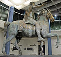 Statua equestre di Marco Aurelio, 176 dc. 05.JPG