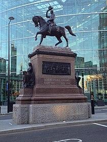 Statue of Prince Albert, Holborn.jpg
