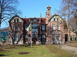Jugendstilvilla Rams Woerthe te Steenwijk