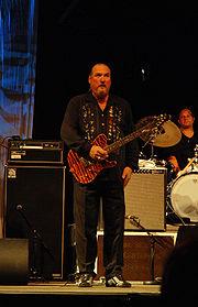 Steve Cropper under Hamar Music Festival in 2007