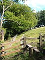 Stile on Dartmoor Forest Footpath 11 - geograph.org.uk - 211499.jpg