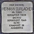 Stolperstein für Hermann Durlacher (Heidelberg).jpg