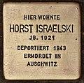 Stolperstein für Horst Israelski (Cottbus).jpg