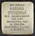 Stolperstein für Mariana Steinerová.jpg
