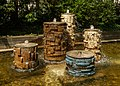Stoneware columns - Wolfgang Trust - Stadtgarten Karlsruhe 01.jpg