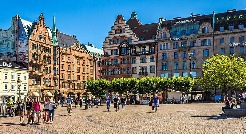File:Stortorget in Malmö, Sweden.jpg