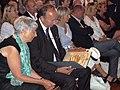 Strasbourg 22 juillet 2012 Remise diplome Yad Vashem Auguste et Jeanne Bieber 03.JPG