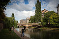 Strasbourg pont du Marché août 2013.jpg
