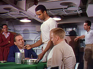 "The Caine Mutiny (film) - The ""strawberry investigation."""