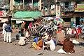 Street scene, Kalighat, Kolkata 02.jpg