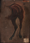 Study of Horse for The Fairman Rogers Four-in-Hand.png