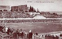 Suède-Cuba de la Coupe du monde 1938 à Antibes (Frankrijk) .jpg