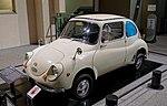 Subaru 360 - Edo-Tokyo Museum - Sumida, Tokyo, Japan - DSC06969.jpg