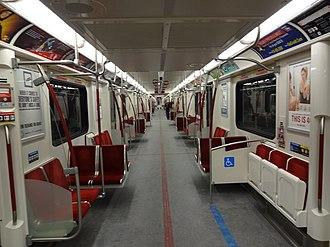 Toronto Rocket - Image: Subway 8