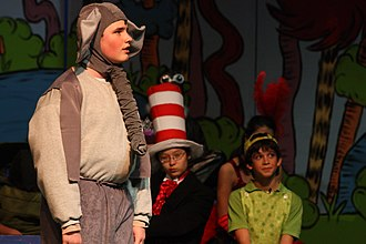 The Bromfield School - The Bromfield Drama Guild Performs The Seussical, December 2010