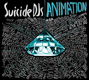 English: The cover picture of Suicide DJs albu...