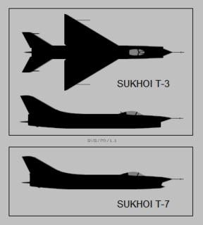 Sukhoi T-3