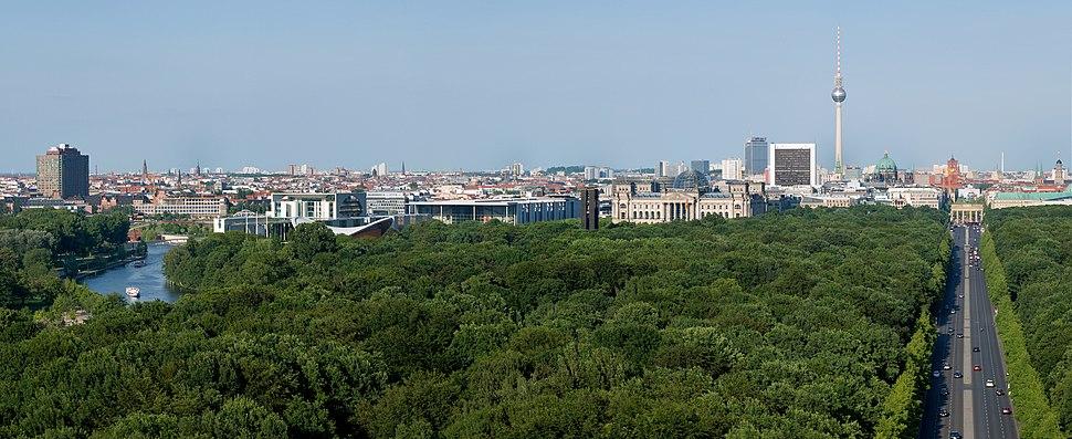 Toàn cảnh Berlin