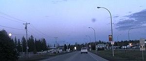Sundre - Mainstreet