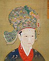 Sung Kao-tsung's Empress (Leaf 9 from Half-length Portraits of Sung Emperors and Empresses).jpg