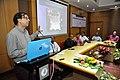 Sunil Gupta - Group Presentation - VMPME Workshop - Science City - Kolkata 2015-07-17 9485.JPG
