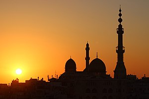 Sunsets of Umm al-Fahm6.JPG