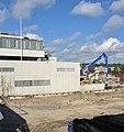 Suomen Sokeri building demolition, Tapiola, 2014.jpg