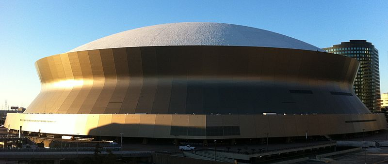 File:Superdome from Garage.jpg