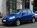 Suzuki SX4 1.6 Crossover 2008 (9707109012).jpg