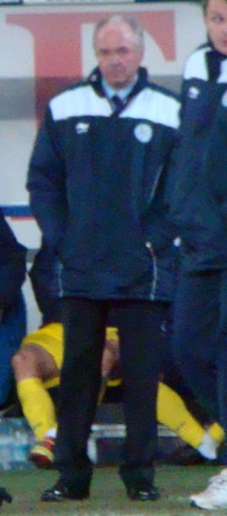 Sven-Göran Eriksson - Eriksson while manager of Leicester City