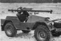Swedish 90-mm recoilless antitank rifle quarter-ton truck-mounted.png