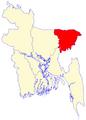 Sylhet Division map.png
