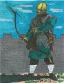 Syrischer Bogenschütze 2. Jhdt. Hadrianswall.png