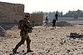 TAAC-E advisers emphasize Afghan police logistics in Nangarhar 150106-A-VO006-089.jpg