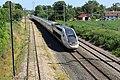 TGV Lyria Ligne Mâcon Ambérieu près Chemin Prairie St Jean Veyle 5.jpg