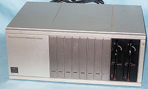 Texas Instruments TI-99/4A - TI-99/4 'PEB' or Peripheral Expansion Box