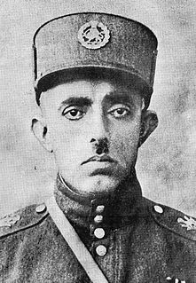 Amir Abdollah Tahmasebi Iranian politician and general