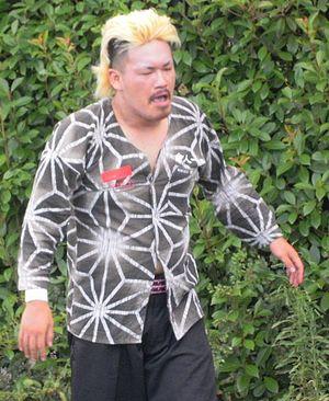 Takeshi Minamino - Minamino in August 2010