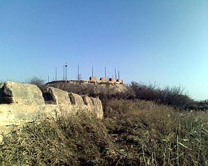 Battle of Taku Forts (1859) - The Taku Forts
