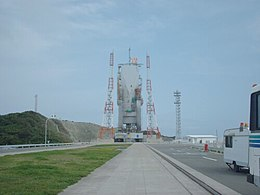 Tanegashima Space Center H2ALP1.jpg