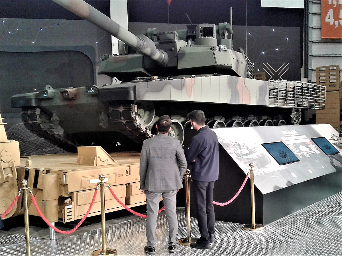 Altay Tank Vikipedi