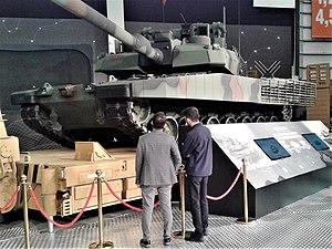 Altay Tankinin Uretimiyle Ilgili Surec Basladi Savunmasanayist