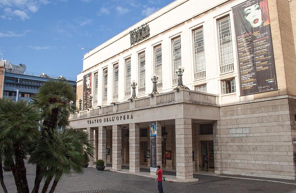 Teatro dell%27Opera, Roma