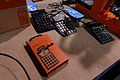 Teenage Engineering Pocket Operators - PO-16 factory, PO-14 sub, PO-12 rhythm - 2015 NAMM Show.jpg