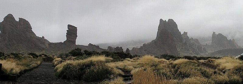 Tempete, Parque Nacional del Teide (España)