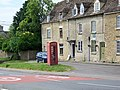 Telephone box, Tetbury - geograph.org.uk - 1383585.jpg