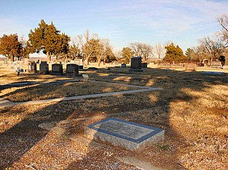 Temple Lea Houston - Temple Lea Houston Grave, Elmwood Cemetery, Woodward, Oklahoma