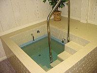 Temple Beth-El (Birmingham) mikveh